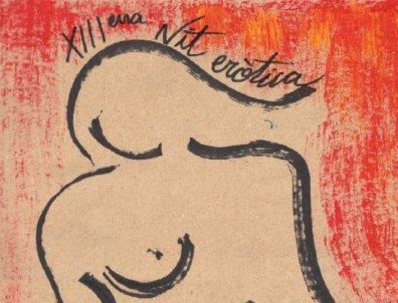 Fragment del cartell de Mariona Comellas.