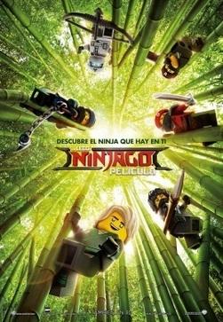 La Lego Ninjago pel·lícula