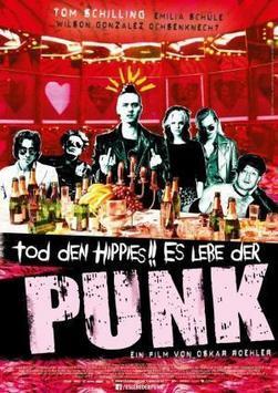 ¡Muerte a los hippies! Que viva el punk!