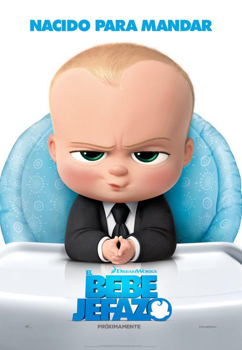 El nadó en cap