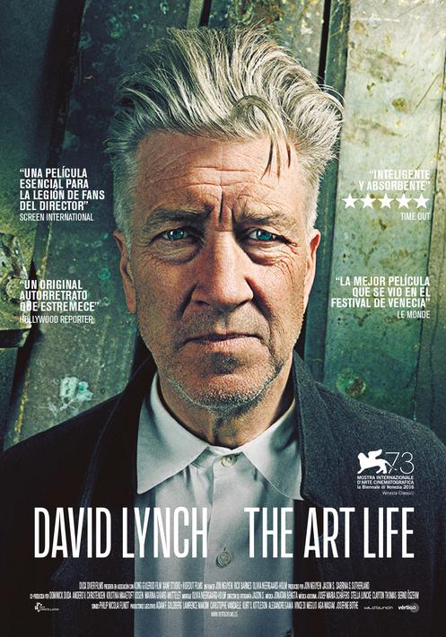 David Lynch: The Art Life
