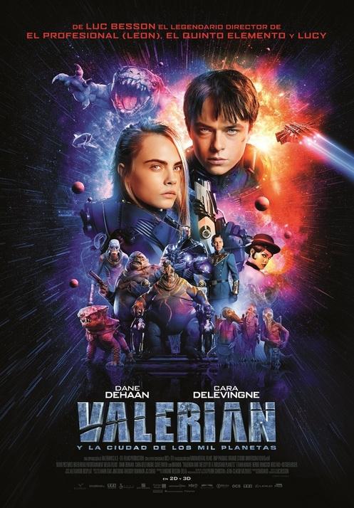 Valerian i la ciutat dels mil planetes